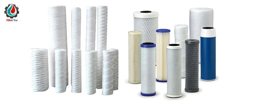 فیلتر آب صنعتی